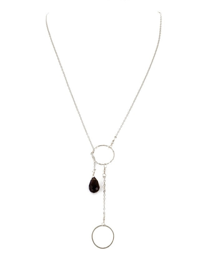 PG20-ON Lariat Necklace Charlene K Jewelry