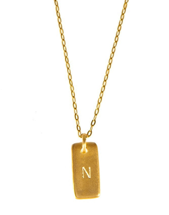 IP20R Initials Collection Pendant Charlene K Jewelry