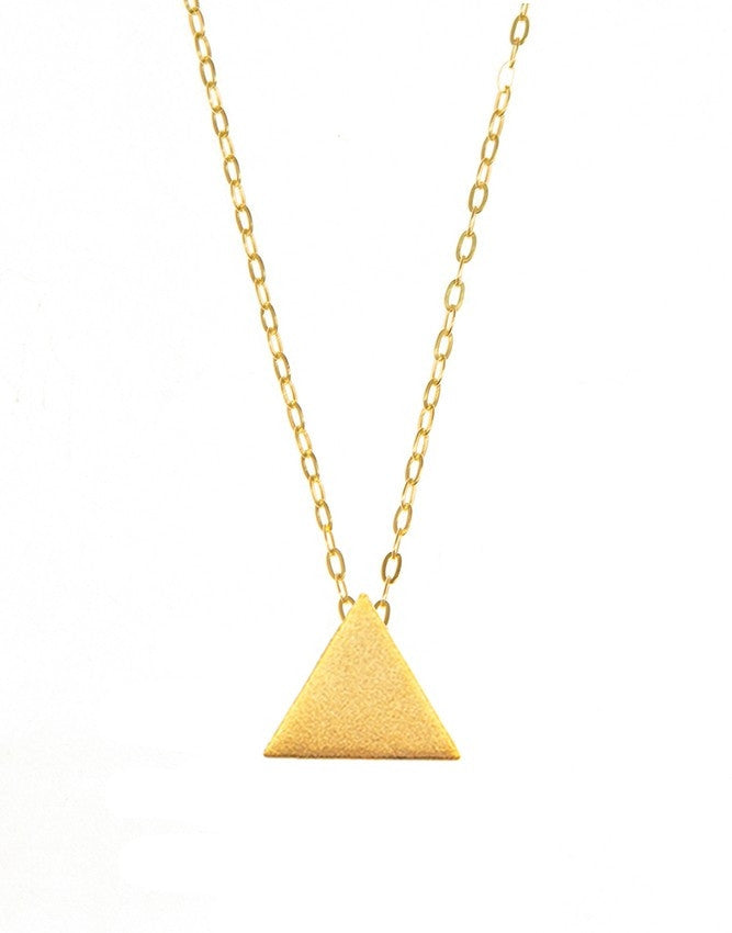 PTR Triangle Collection Pendant Charlene K Jewelry