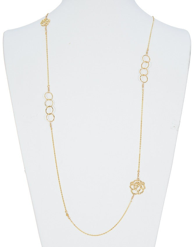 NL-68-RO Signature Necklace Charlene K Jewelry