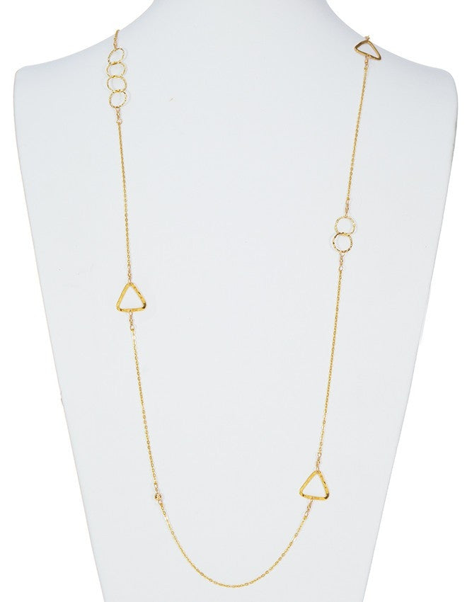 NL-68-TR-HH Signature Necklace Charlene K Jewelry