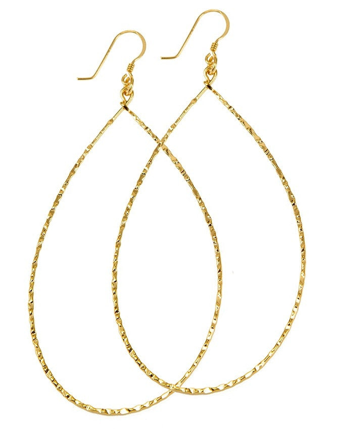 ET30-MH Signature Earrings Charlene K Jewelry