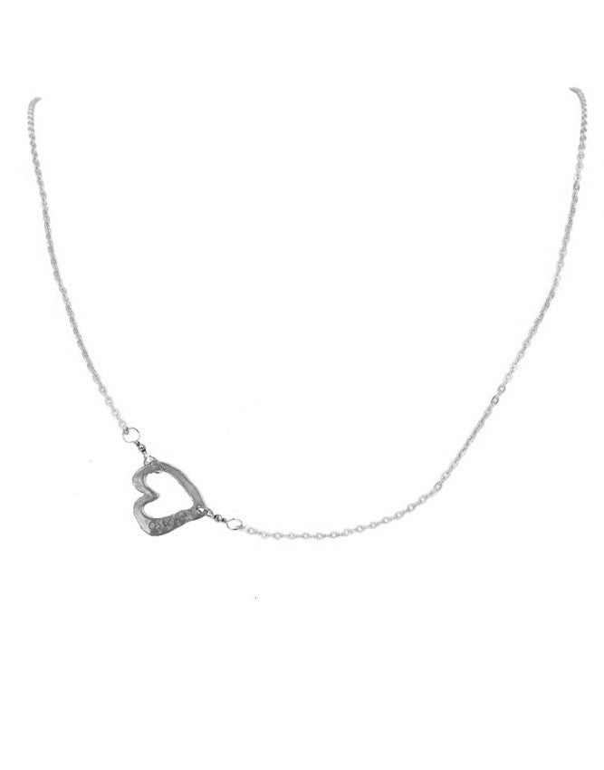 P20HE-S Sideways Collection Pendant Charlene K Jewelry