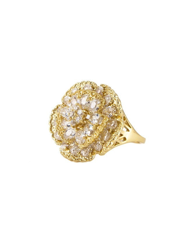 R288-FL-G Ring Charlene K Jewelry