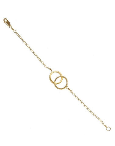 BB20I Initials Collection Bangle Bracelet Charlene K Jewelry