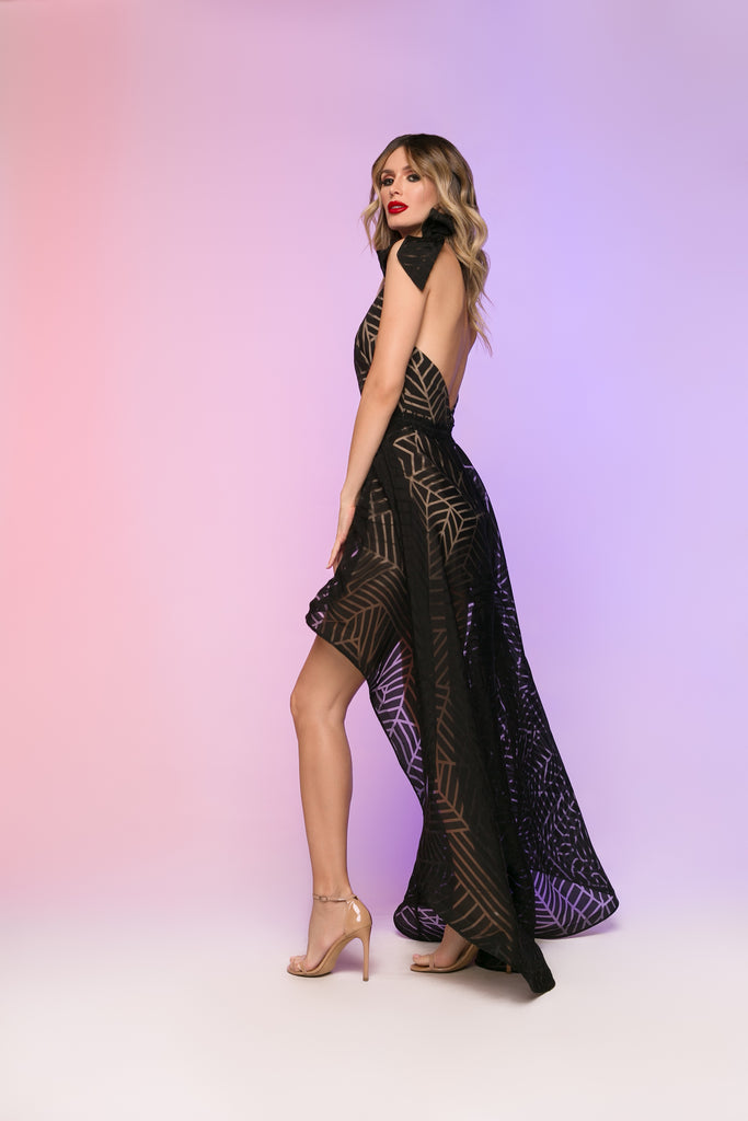 6802 Nicole Bakti Dress