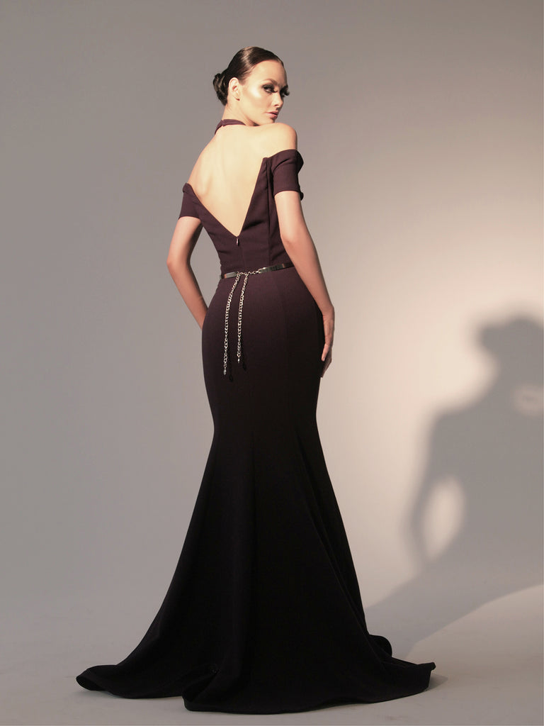 6794 Nicole Bakti Dress