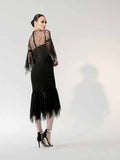 606 Nicole Bakti Dress