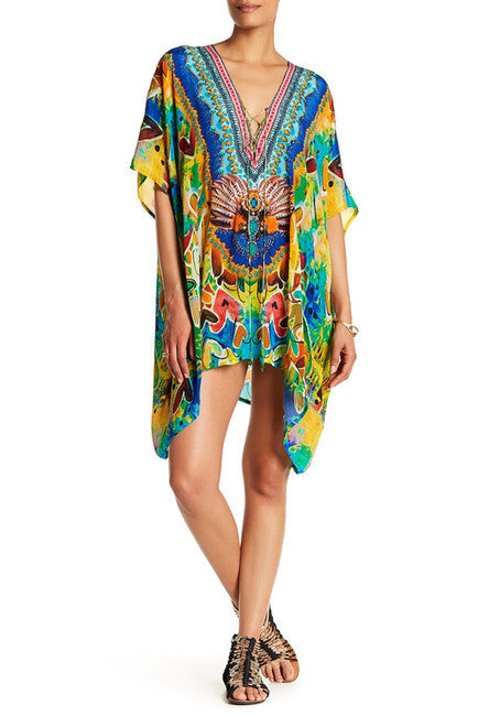 H2H Sea Salt Shahida Parides Medium Kaftan