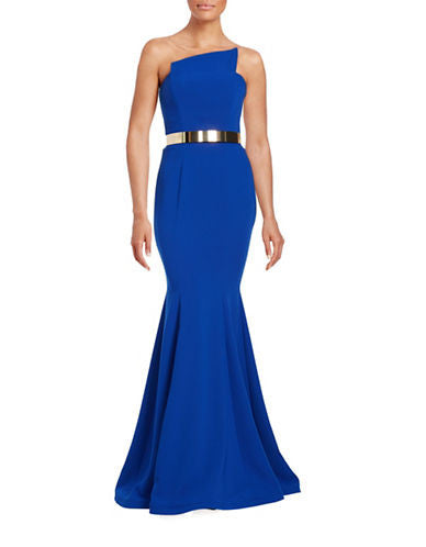 Fitted Mermaid Nicole Bakti 489 Gown