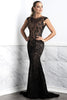 Sasha Black Baccio Couture Gown