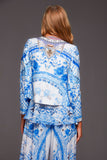 A DAY IN GREECE CZARINA JACKET