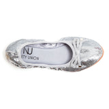 BALLERINA SILVER LADY COUTURE SHOES