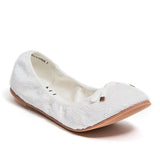 BALLERINA WHITE LADY COUTURE SHOES