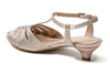 BETTY CHAMPAGNE LADY COUTURE SHOES