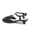 BETTY NAVY LADY COUTURE SHOES
