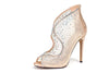 BONITA CHAMPAGNE LADY COUTURE SHOES