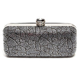 Beauty Black Clutch Lady Couture