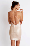 Becky Painted White Baccio Couture Dress