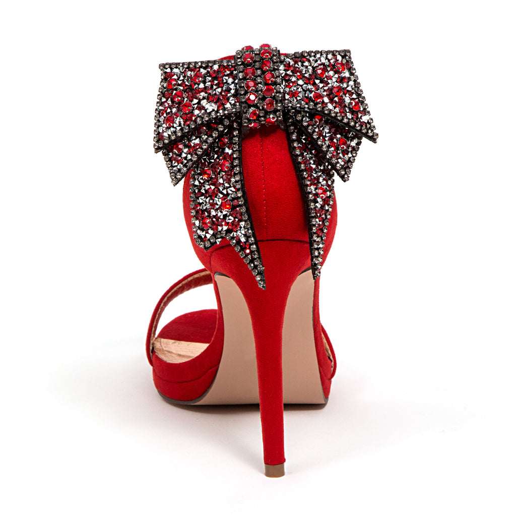 EVENT RED LADY COUTURE SHOES