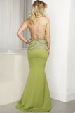 Nina Green Baccio Couture Gown