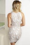 Lula White Baccio Couture Dress