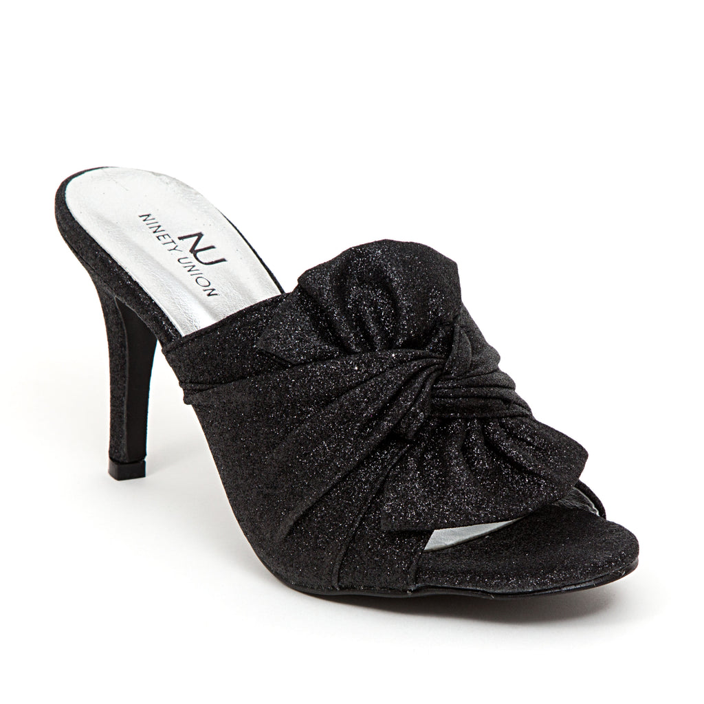 GREAT BLACK LADY COUTURE SHOES