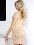 Gina Baccio Couture Dress