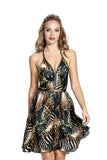 Donatella Silk Baccio Couture Dress