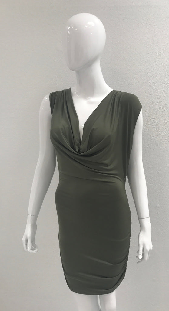 DR5702 Olive Savee Couture Dress