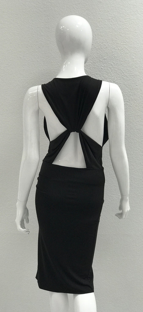 Black Savee Couture Dress