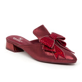 ISABEL RED LADY COUTURE SHOES