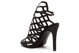 KENT BLACK LADY COUTURE SHOES