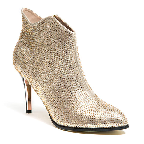 MILANO TAN LADY COUTURE SHOES