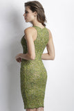 Alitze Caviar Mosh Baccio Couture Dress
