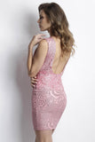 Katy Pink Baccio Couture Dress