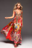 MEET THE FAIRY CZARINA MAXI DRESS