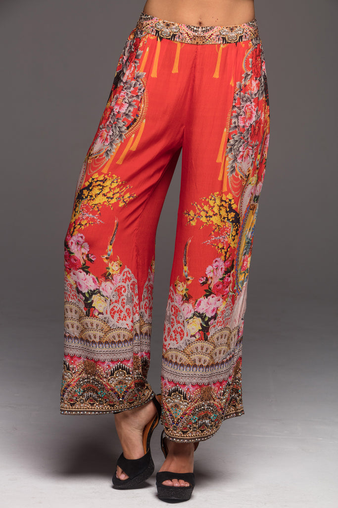 MEET THE FAIRY CZARINA PALAZZO PANTS