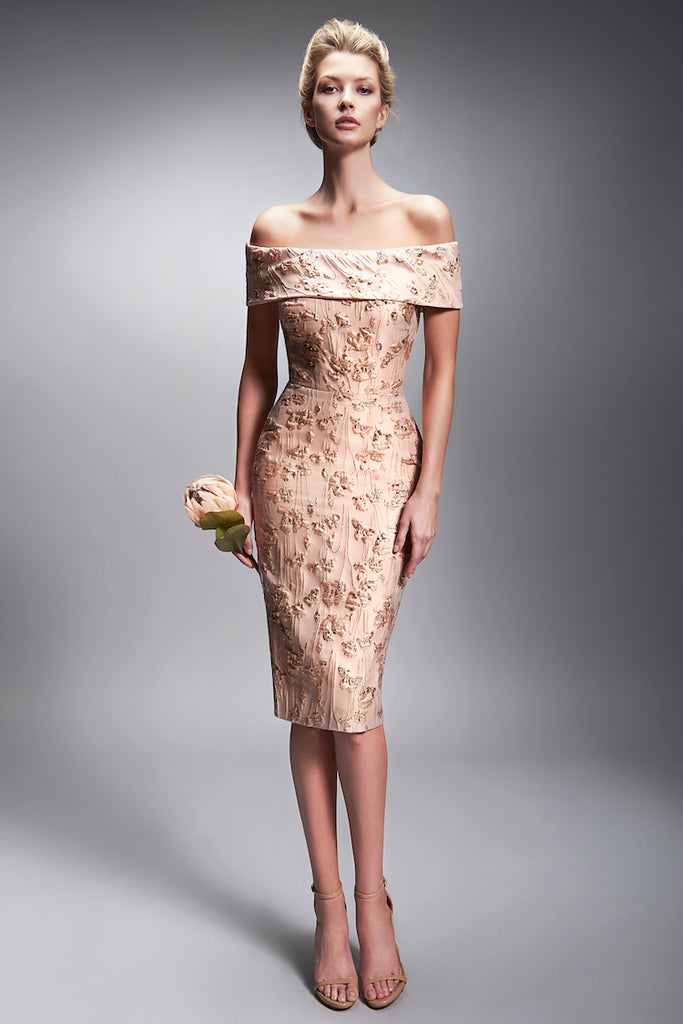 6878 Nicole Bakti Dress