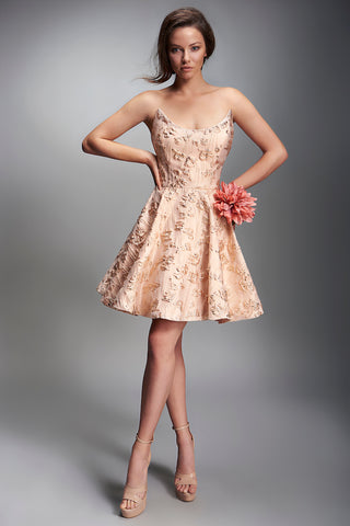 6838 Nicole Bakti Dress