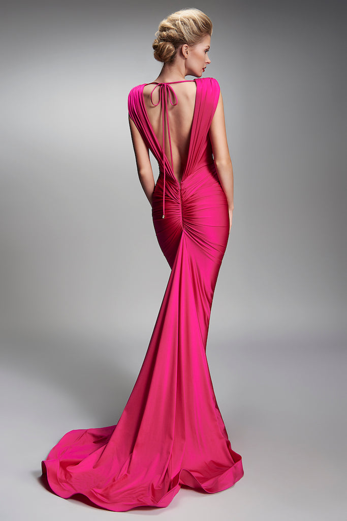 6893 Nicole Bakti Dress