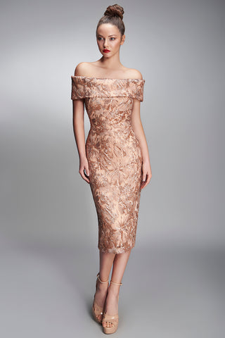 6847 NICOLE BAKTI DRESS
