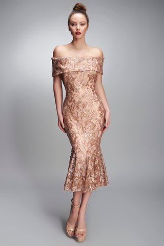 6874 Nicole Bakti Dress