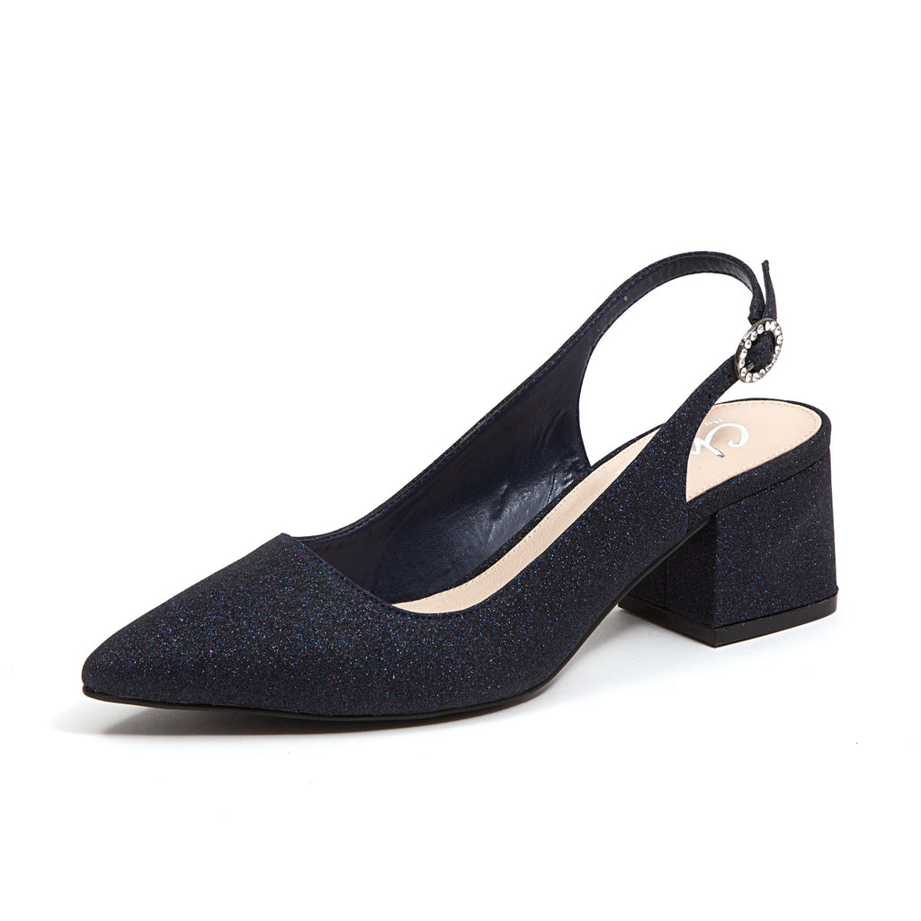 NINA NAVY LADY COUTURE SHOES