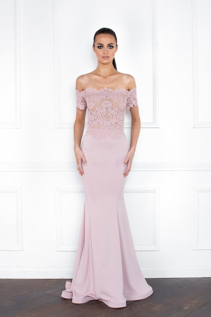 592L NICOLE BAKTI DRESS