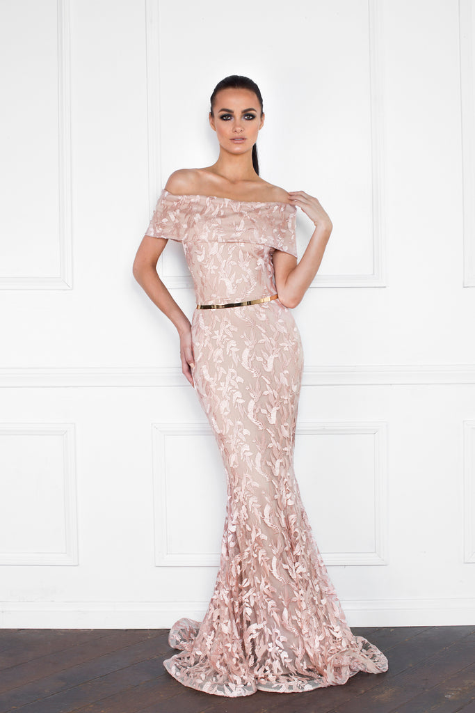 6856 NICOLE BAKTI DRESS