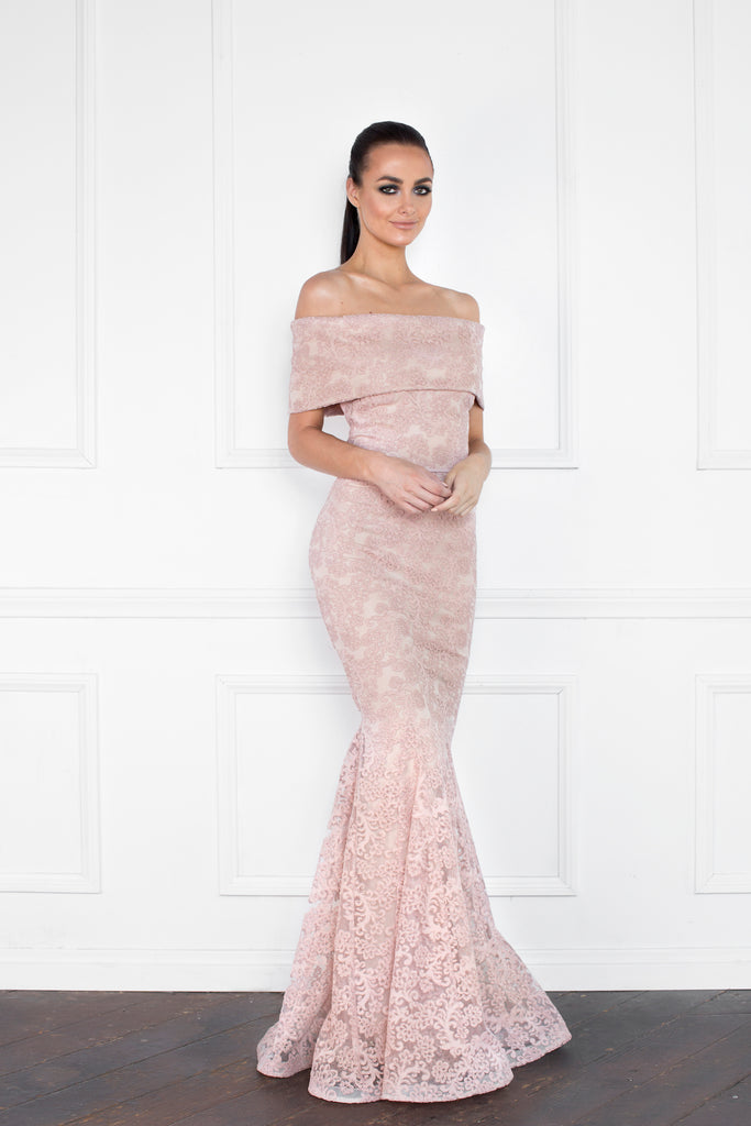 6852 NICOLE BAKTI DRESS