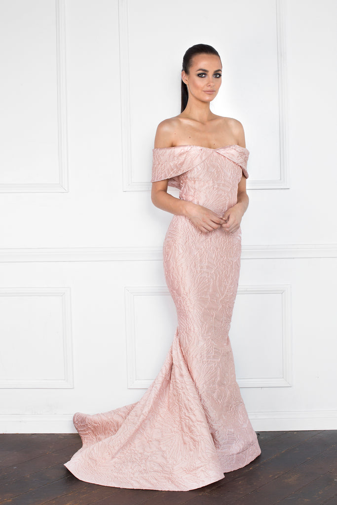 6955 NICOLE BAKTI DRESS