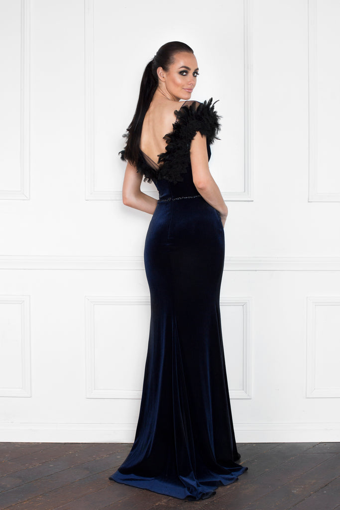 6851 NICOLE BAKTI DRESS