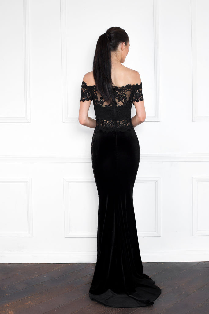 6849 NICOLE BAKTI DRESS
